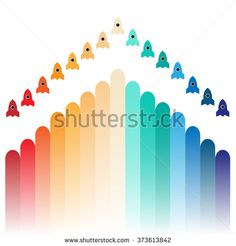 Banco de imágenes. Fotos y vectores libres de derechos - Shutterstock #business #startup #stock #rocket #business #background #vector #startup #skyline #sales #info #graphics #button