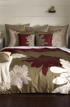 Who's ready for bed? Snuggle up with the Blissliving Home 'Ashley' Collection