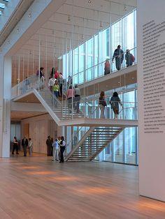 Art Institute of Chicago Modern Wing - Renzo Piano