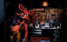 Foxy jump scare