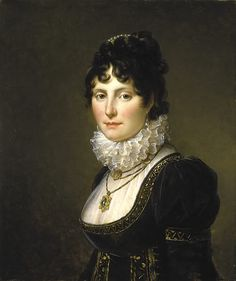 1804 Mary Nisbet, Countess Elgin by François Gérard (National Galleries of Scotland