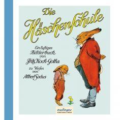 """Kinderbuch-Klassiker """"Die Häschenschule"""""""
