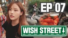 Wish Street EP 7. Seoul Gwangjang Market Street 캐스퍼의 광장시장 Vlog !