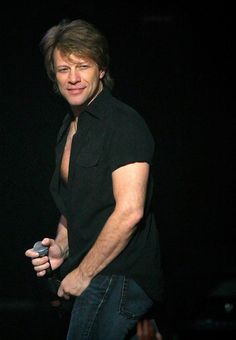 Oh, hello there, Mr. Jon Bon Jovi!