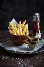「french fries presentation」の画像検索結果