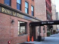 Peter Luger Steak House - 178 Broadway (between 6th St & Driggs Ave), Brooklyn, NY 11211 (Neighborhoods: Williamsburg - South Side, South Williamsburg)