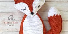 Ragdoll Fox Free Crochet Pattern • Spin a Yarn Crochet