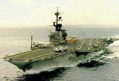 USS Coral Sea (CV 43)