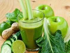 anti-cancer green juice