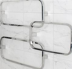 DC Short Corto Heated Towel Rail