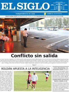 Diario El Siglo - Sábado 4 de Mayo de 2013