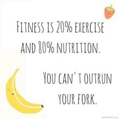 You can't outrun your fork