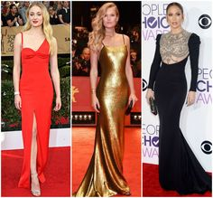 Celebs show us how to be elegant & sexy!!