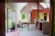 Espacios polivalentes en el hogar.