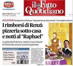 il popolo del blog,: Renzi, spende e spande soldi nostri per se e famig...