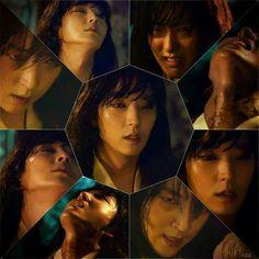 Scholar who walks the night - Lee joon gi as Kim Sung yeol