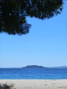 Lagomandra beach, Sithonia, Greece