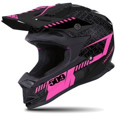 New 2016 - 2017 509 Altitude Snowmobile Helmets Multiple Colors Motorcycle Riding Gear, Motorcycle Camping, Camping Gear, Snowmobile Clothing, Snowmobile Helmets, Matte Pink, Matte Black, Pink Four Wheeler, Four Wheelers