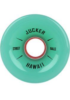 Jucker-Hawaii Big-Balls-80A - titus-shop.com  #LongboardWheels #Skateboard…