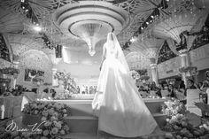 Moments | Angelic - Nam&Ngoc #misavuluxuryevents #MisaVu #Decorations #Angelic #Wedding #luxury #white #events #stage #aisle #architecture #party #weddingceremony