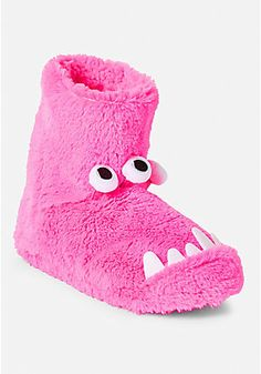 Monster Slipper Boot