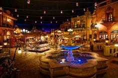 San Angel Inn...another favorite spot of mine..esp La Cava del Tequila :)