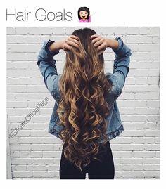 hair goals AF!!!