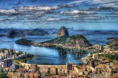 The top 100 places in the world you must visit: 41. Rio Panoramic View (Rio de Janeiro, Brazil)