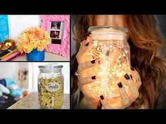 ▶ DIY: 6 Ways to Re-use Candle Jars! - YouTube