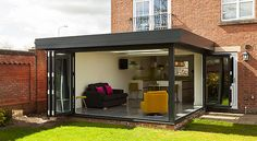 Contemporary Conservatory. Brighton & Hove