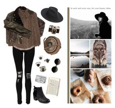 """I know what I'm supposed to be..."" by vannyroxx ❤ liked on Polyvore featuring Boohoo, Pierre Balmain, Isabel Marant, Sperry Top-Sider, Forever 21, Express, Stetson, vintage and raeleespenguin"