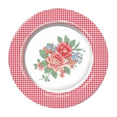 15 CLASSIC RED & WHITE CHECKS AS HOME DECOR ACCENTS- The Xmas Colors! | MeDesignWe