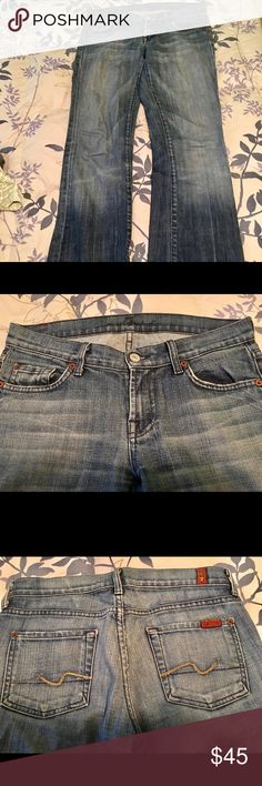 🌟✨ 7 Jeans✨🌟 👖 ✨🌟 Great condition!! ✨🌟 7 For All Mankind Jeans Boot Cut