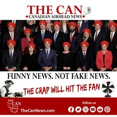 Canadian Airhead News. The crap will hit the fan...