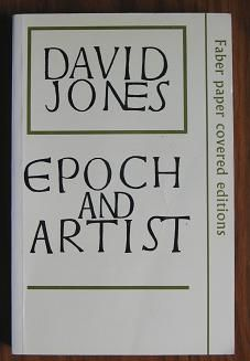 David Jones - Epoch and Artist
