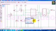 EAGLE # 9 of 12 : PCB LAYOUT ( Fix Ratsnest with Jumper ) : How to ...