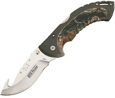 #CabelasWishList Contest Buck Knives® Omni Hunter™ Folding Knives