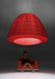 Cool giant lamp