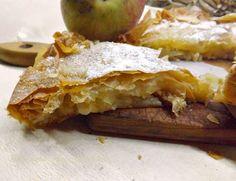 La Torta di Mele Croccante,è stato amore a prima vista!! E' una torta croccantissima dal cuore cremosissimo e meloso