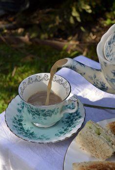 Garden Tea Party tea party's