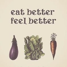 eat better, feel better via digibuddha
