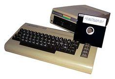 Commodore 64 mit Floppy