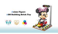 BLOG DOS BRINQUEDOS: Cartoon Figure Building Block