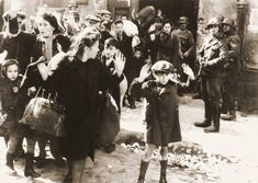 Beginning on April 1943 and lasting for 27 days, the Jews remaining in the Warsaw Ghetto fought back against the Nazis. With limited weapons, they held off the Nazis for longer than some countries had. Learn more about the Warsaw Ghetto Uprising, from Warsaw Ghetto Uprising, Jewish Ghetto, Jewish Men, Iconic Photos, Second World, World War Two, Historical Photos, African History, Art History