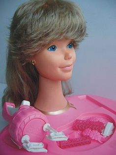 catalogo Barbie de 1986: Barbie Hair Plus Minha amiga tinha uma dessas e brincávamos direto #kids