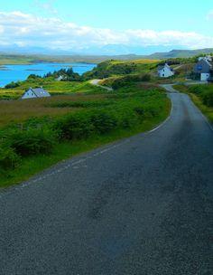 Colbost, Isle Of Skye, Scotland, UK