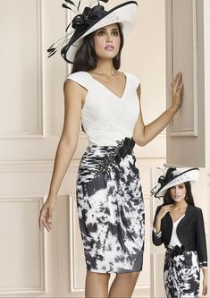Zeila – Dress & Jacket – 3020064 — Mother of the Bride & Special Event Dresses, Outfits, Melbourne, Vic — Ever Elegant Event Dresses, Formal Dresses, Bride Dresses, Race Wear, White Elegance, Women Church Suits, Chiffon Skirt, Groom Dress, Jacket Dress