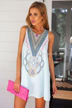 Paradise Awaits 2.0 Dress