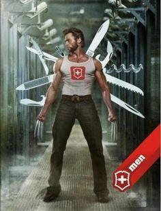 Swiss made x-man