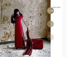 Φόρεμα Amelia  - RED Winter 2014 2015, Amelia, Red, Dresses, Fashion, Vestidos, Moda, La Mode, Fasion